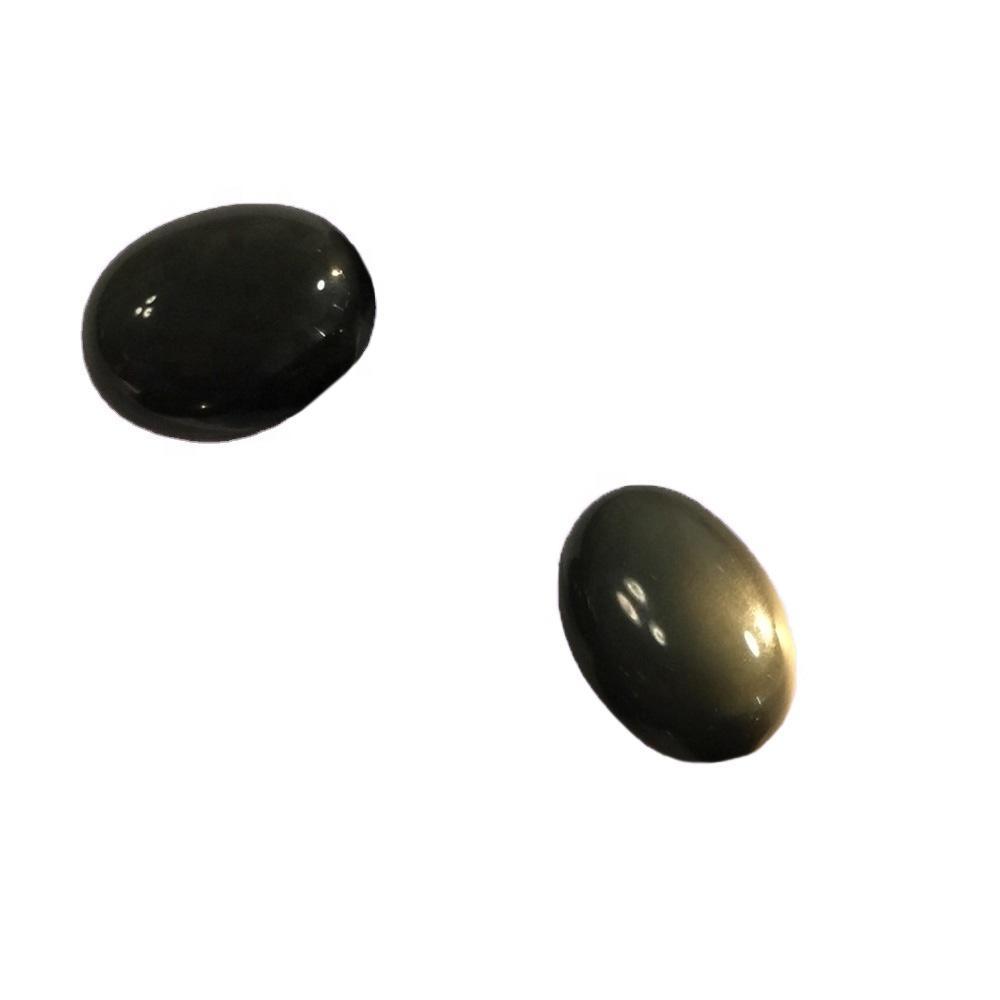 Amazing Natural Golden Obsidian gemstone Natural Golden obsidian Loose Cabochon Top Quality Golden Obsidian