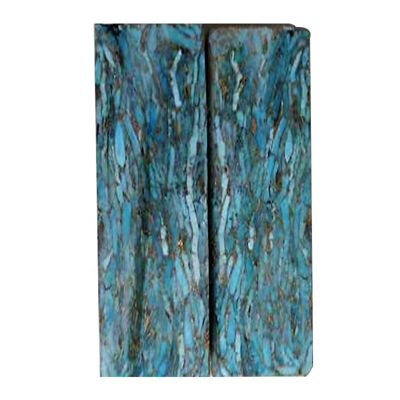 compressed natural turquoise stock Mojave Turquoise Composite Turquoise---What Is It