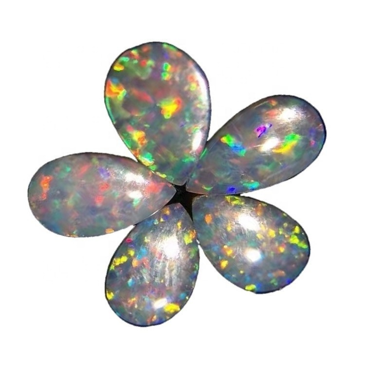 Natural Ethiopian opal Gemstones beads