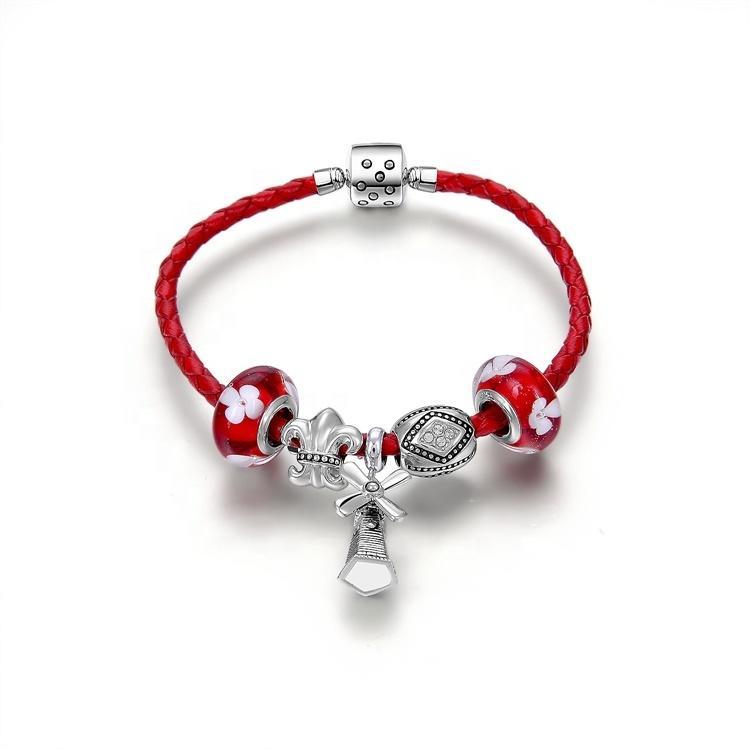 Personality fashion  women  925 sterling silver infinity bracelet