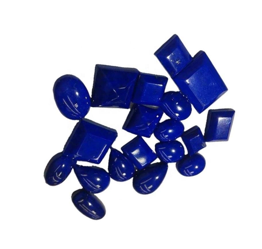 Natural Lapis lazuli  cabochon