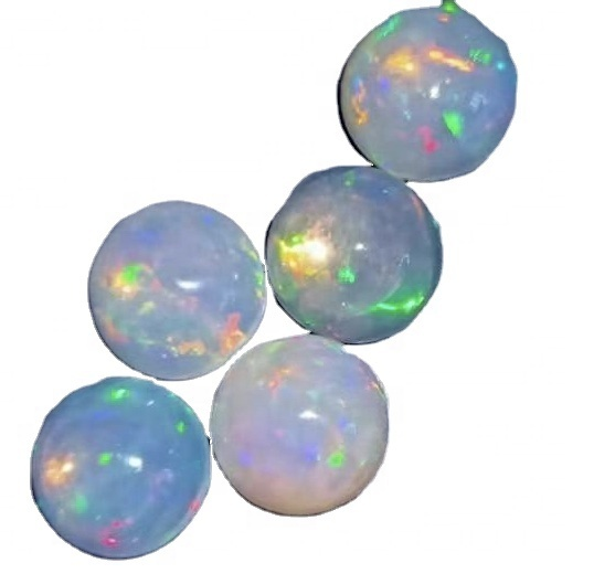 Wholesale high quality natural white opal