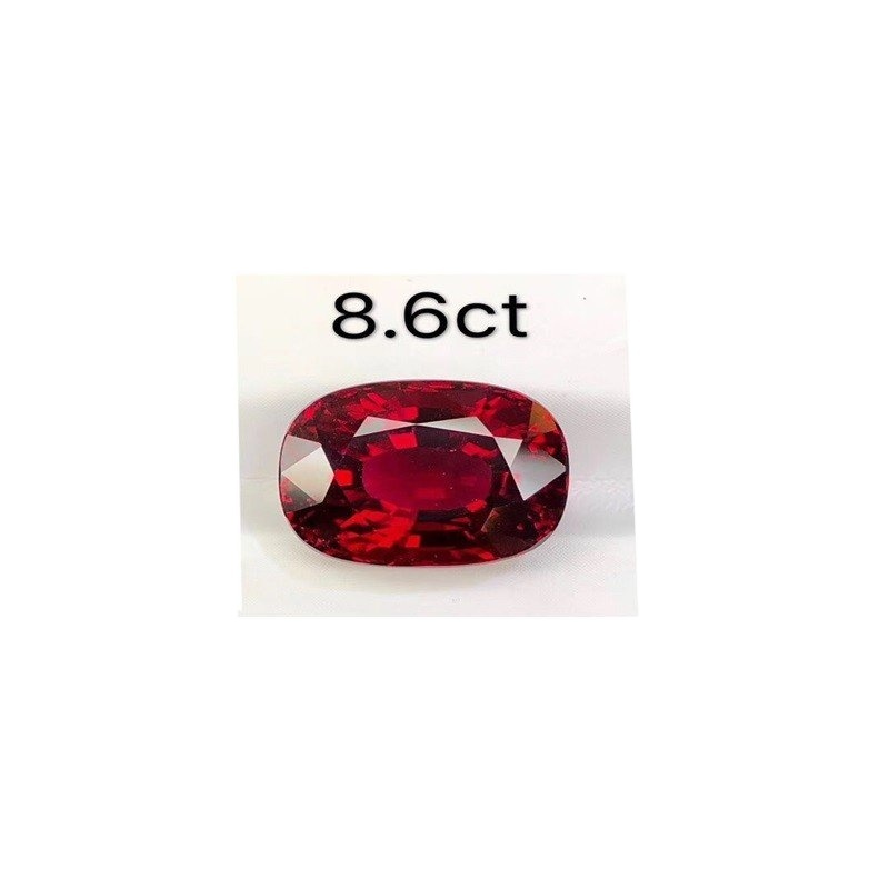 Natural Faceted Tourmaline Cabochon Gemstone Afghanistan Red Tourmaline loose gemstone