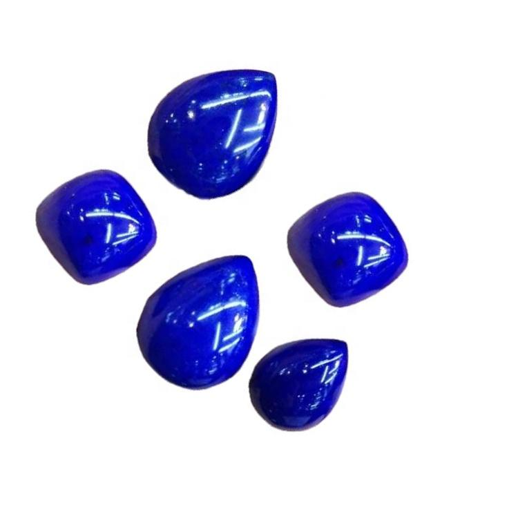 Cabochons from Afghanistan Lapis Lazuli Stone Gemstone Lapis Wheel Bead 02 All Is 100% Natural Nautical Europe Art & Collectible