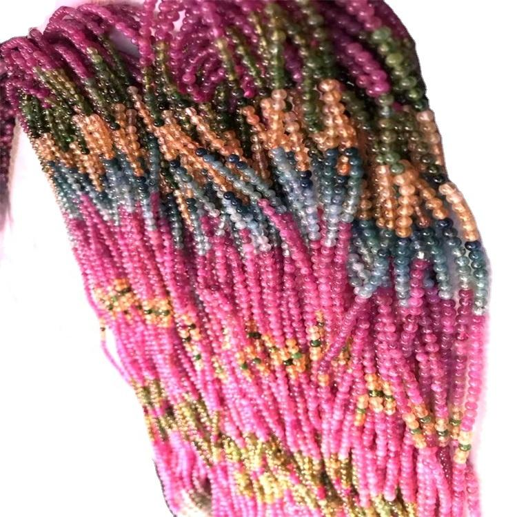 high quality popular tourmaline beads in 2021