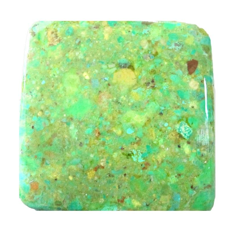 America Mohave apple turquoise Turquoise Bricks Pressed Composite Bricks