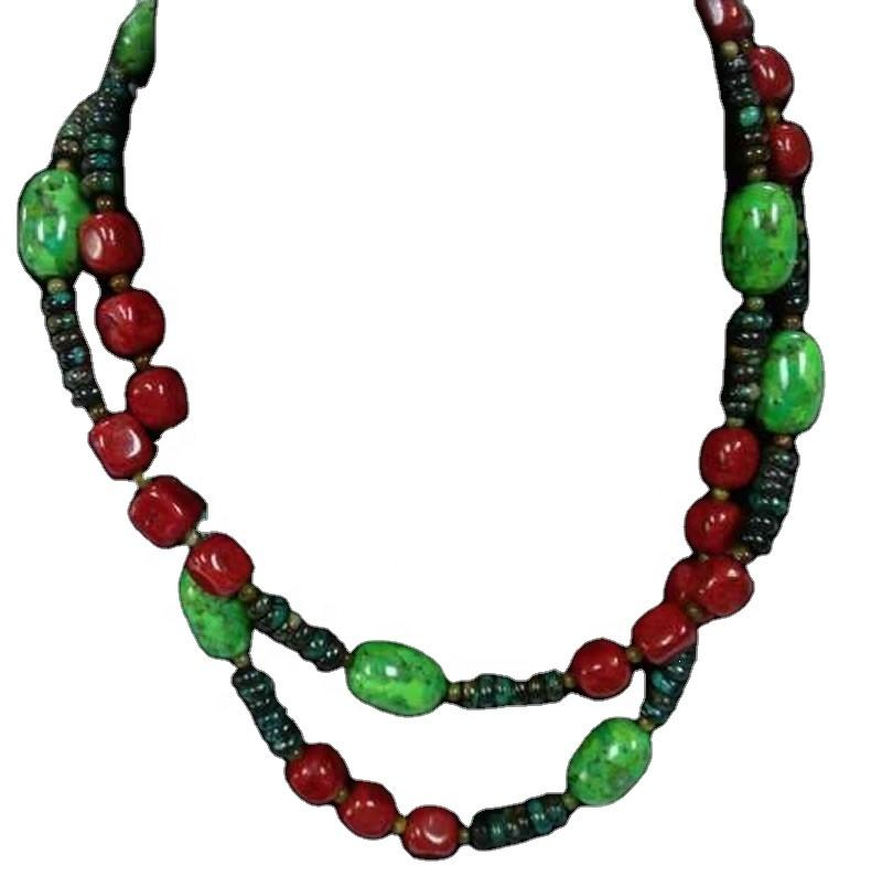 Prayer Beads turquoise necklace jewelry wholesale