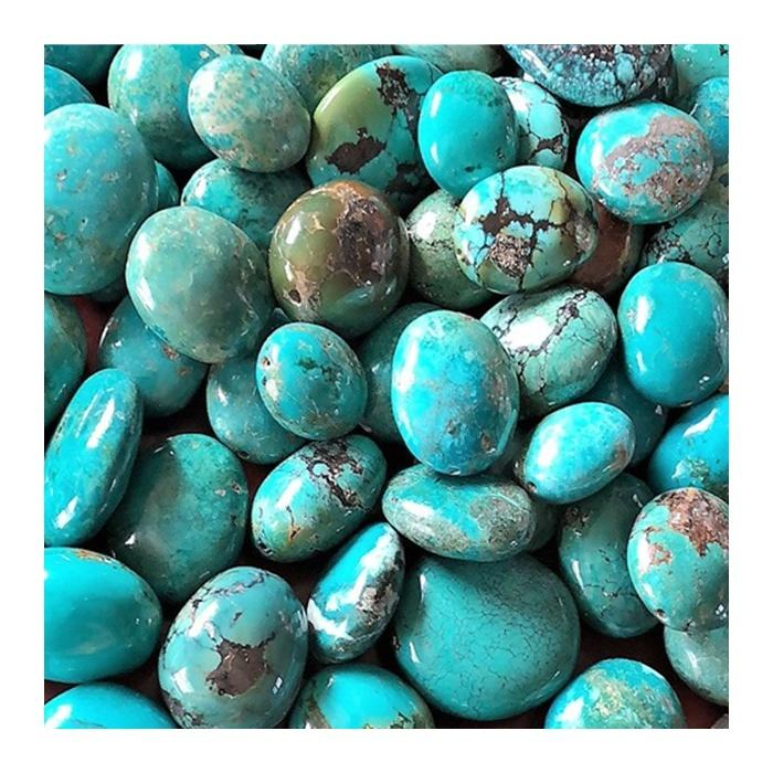 mixture quality cheaper price wholesale natural turquoise oval beads