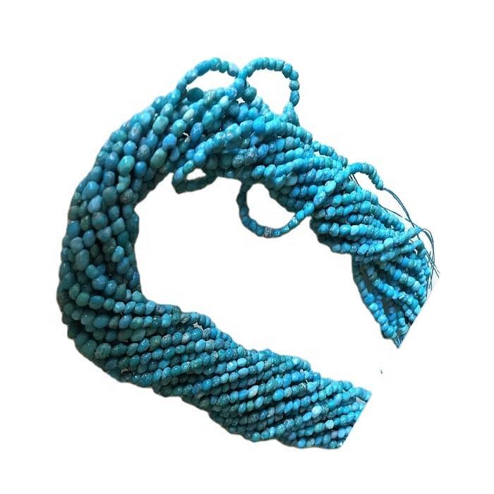 Turquoise chips beads make wholesale Turquoise Gemstone