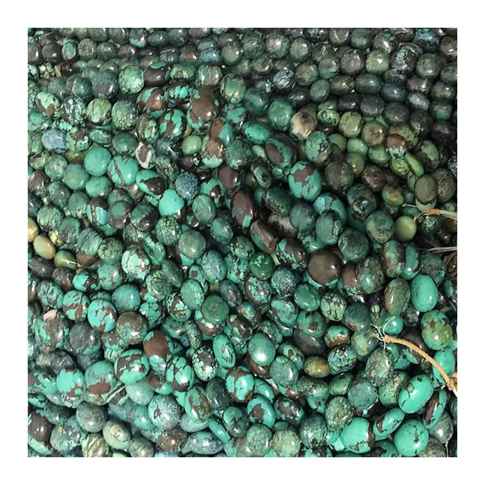 Wholesale turquoise beads Natural Turquoise Faceted Oval Beads Turquoise Oval Beads