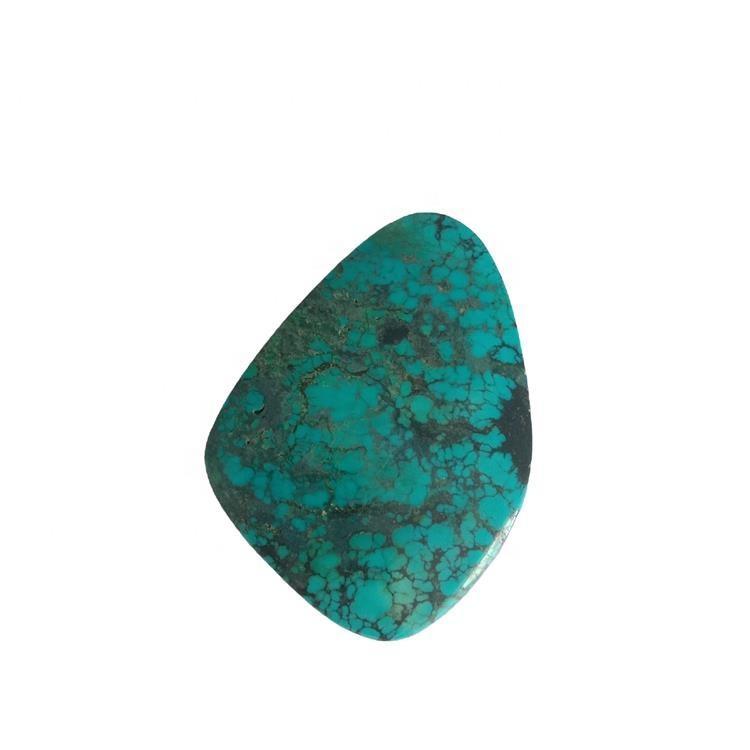 Lrregular turquoise Cabochons jewelry