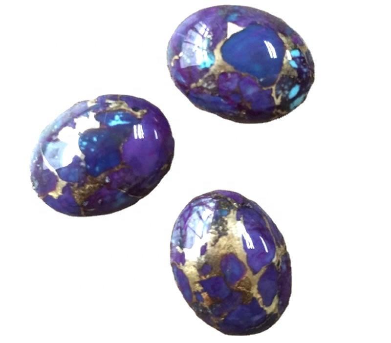 Turquoise Oval Cabochon Loose Gemstone Turquoise Gemstone Victorian Jewellery