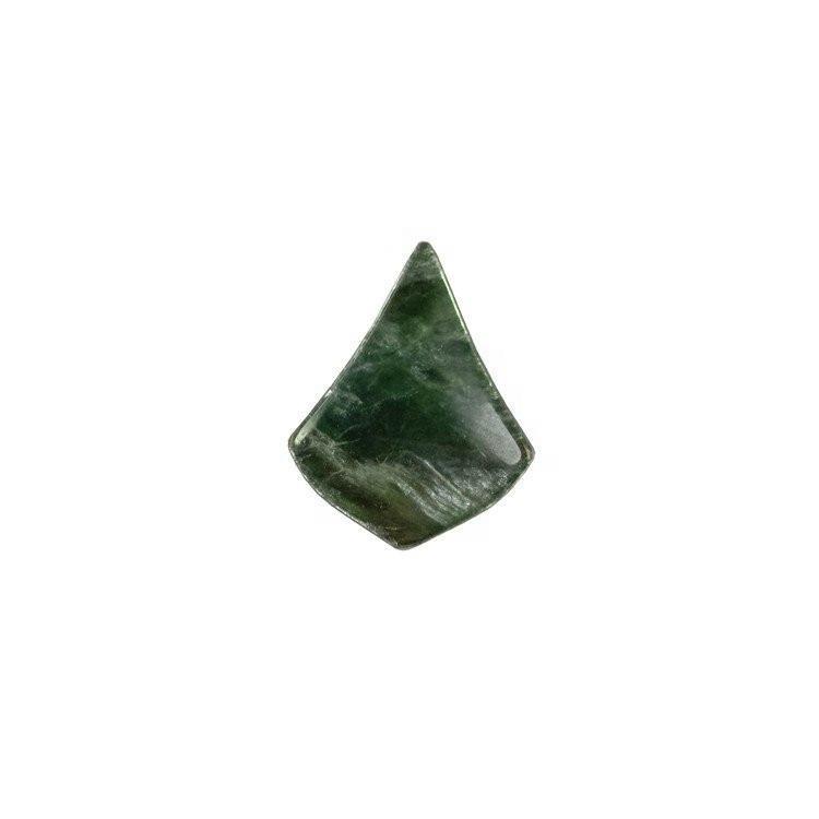 Fashion Hot  pendant  Chip shape Green mica Gemstone