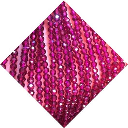 Wholesale natural rock rainbow tourmaline beads crystals healing stones bracelets