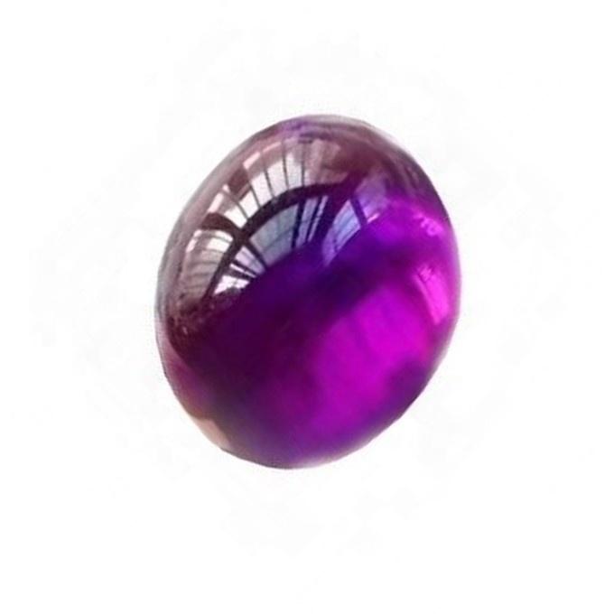 Natural Amethyst Cabochon Amethyst Gemstone Amethyst Loose Stone For Making Jewelry