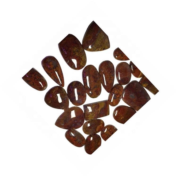 Agate dendritic agate natural stones loose gemstone cabochon