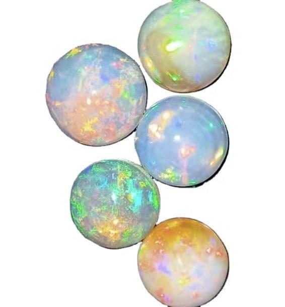 Loose Gemstone Natural 9mm 10mm Opal Cabochon