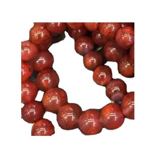 3A grade red fire agate bracelet/ 8mm Success bracelet/good fortune success bracelet