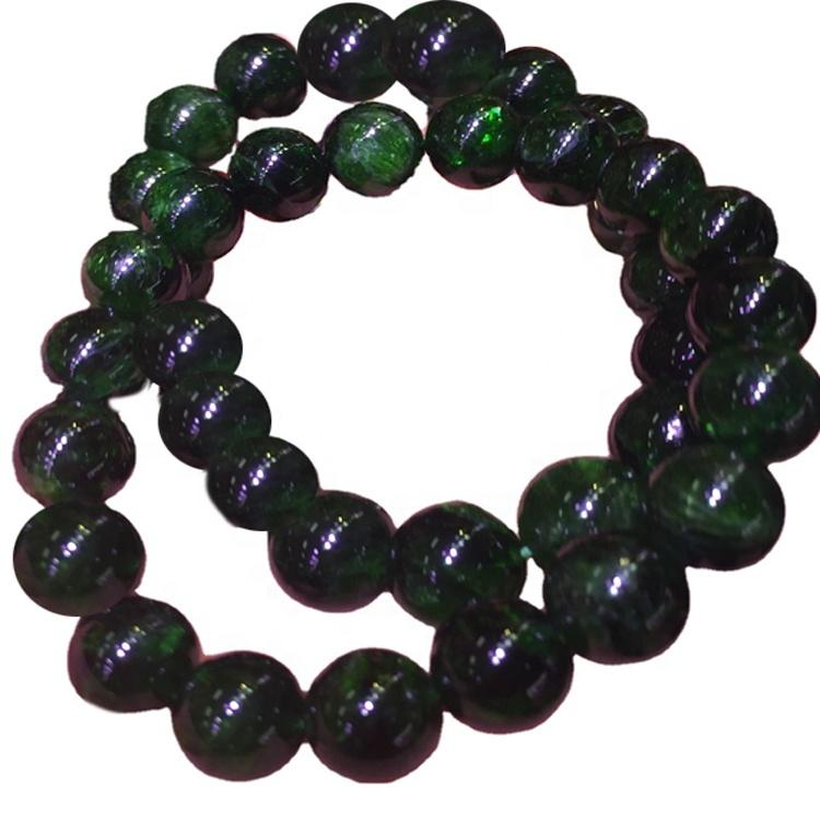 Popular loose natural Marquise shape diopside gemstone for jewelry making