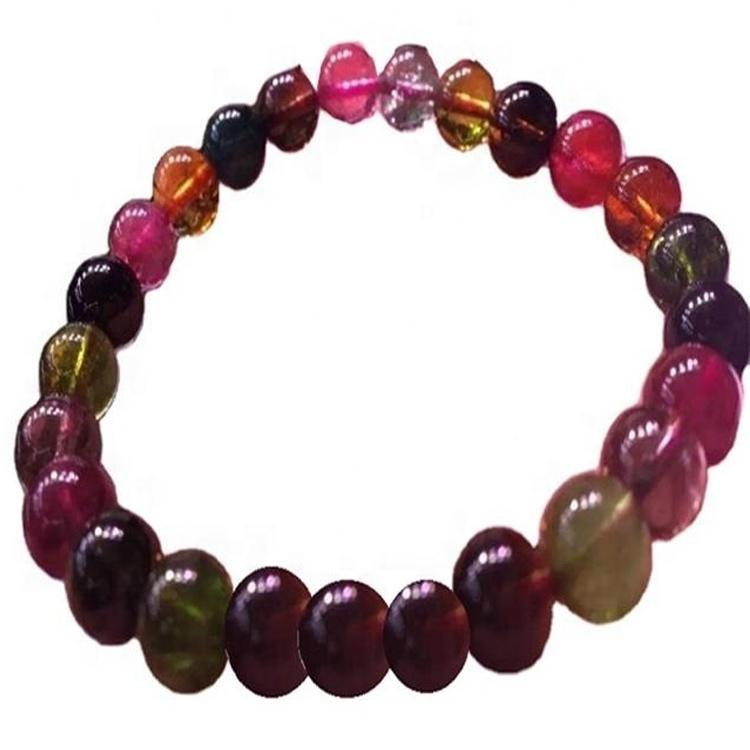 Tourmaline Bracelet High Quality Grade Natural BANGLES High Quality Craft Can Make Flimming Setting