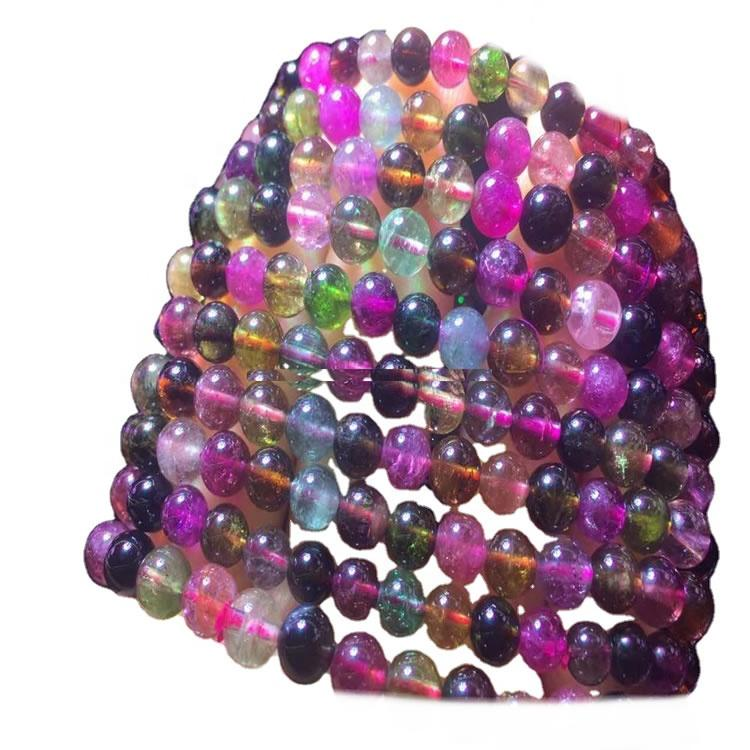 Top quality Sugilite beads bracelet jewellery