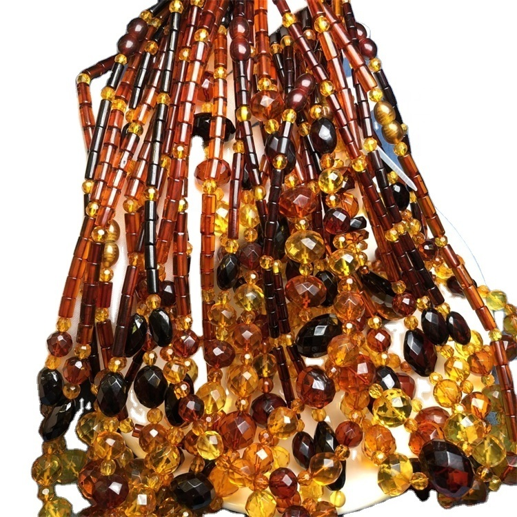 2021 lucky amber necklaceJewelry For Women