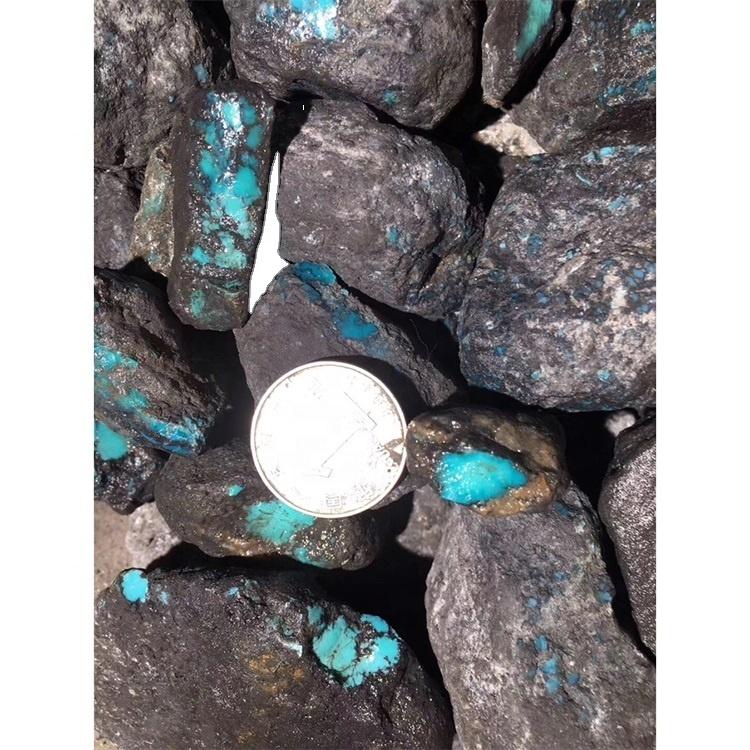 Genuine gemstone Rare sleeping beauty turquoise rough come from Arizona USA