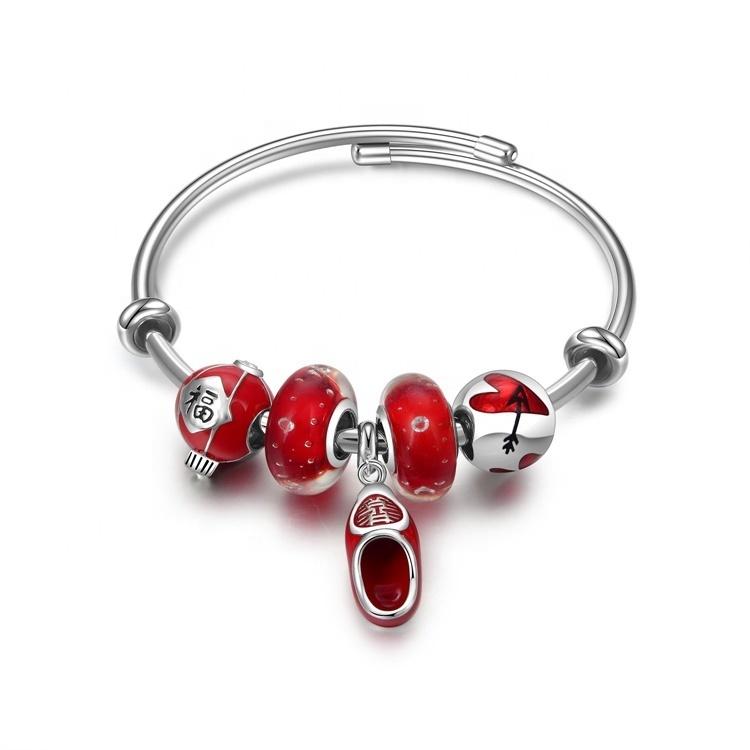 2021 Popular women gift  925 silver bracelet