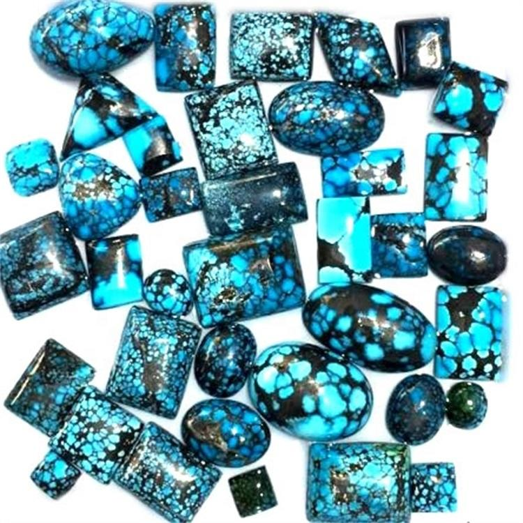 Traditional turquoise jewelry
