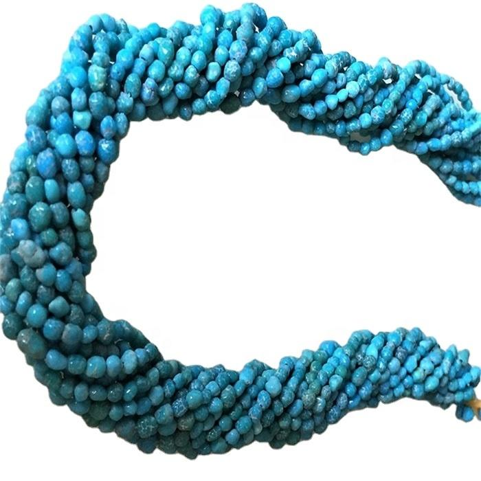 Turquoise chip beads Genuine Natural Blue Green Turquoise Loose Beads Pebble Chips Shape