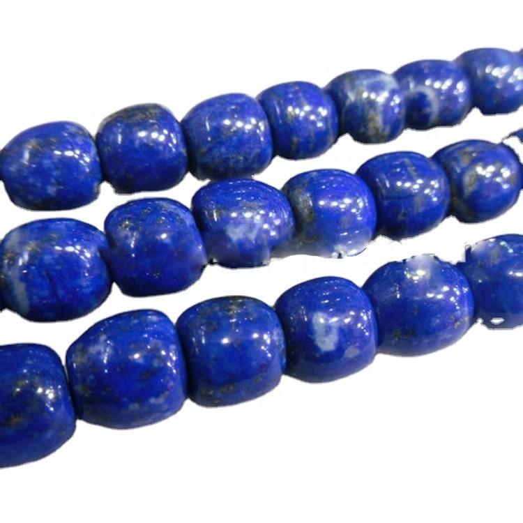 Wholesale lapis lazuli heart beads