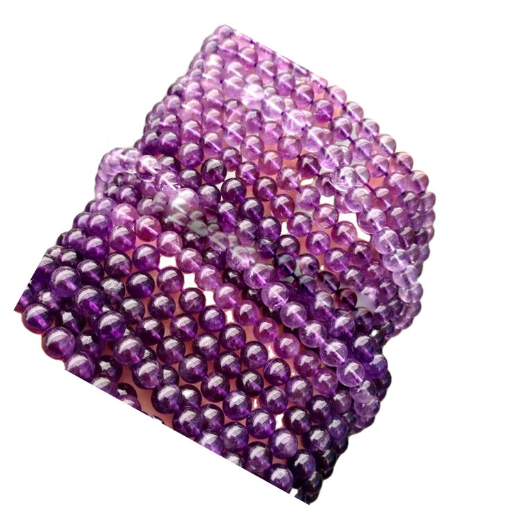 African Amethyst Faceted Beads Strands /wholesale Jewelry Gemstone Beads