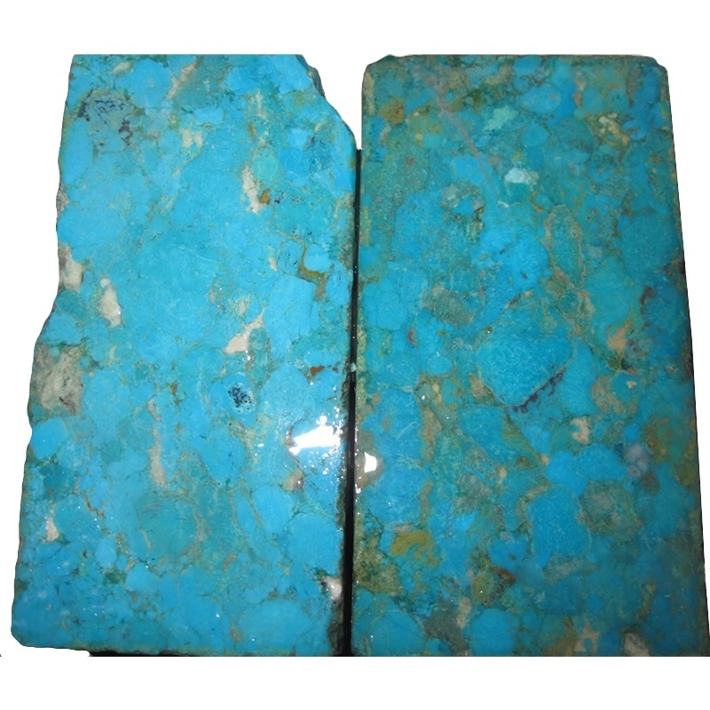 100% naturally smaller pieces compressed turquoise rough material blocks mass quantity make wholesale