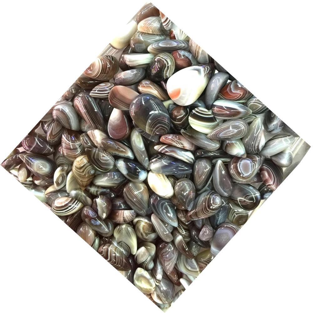 free size and shape Persian Gulf Agate Cabochon mass quantity make wholesale