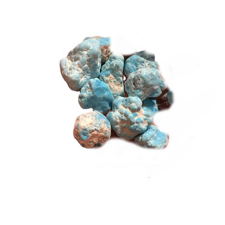 Vintage Sleeping Beauty Turquoise Rough material Stabilized High Grade clean gemstone  quality