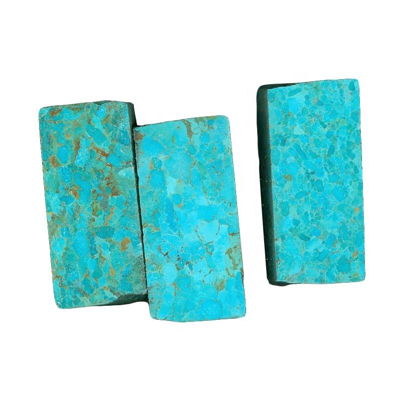 compressed turquoise block turquoise raw compressed block turquoise rough