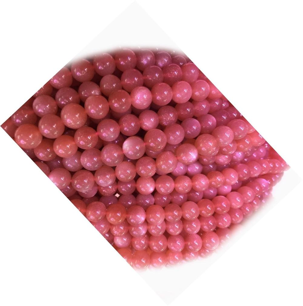 Sunstone Round Beads 16inch per one string to make wholesale Natural Sunstone Round Beads