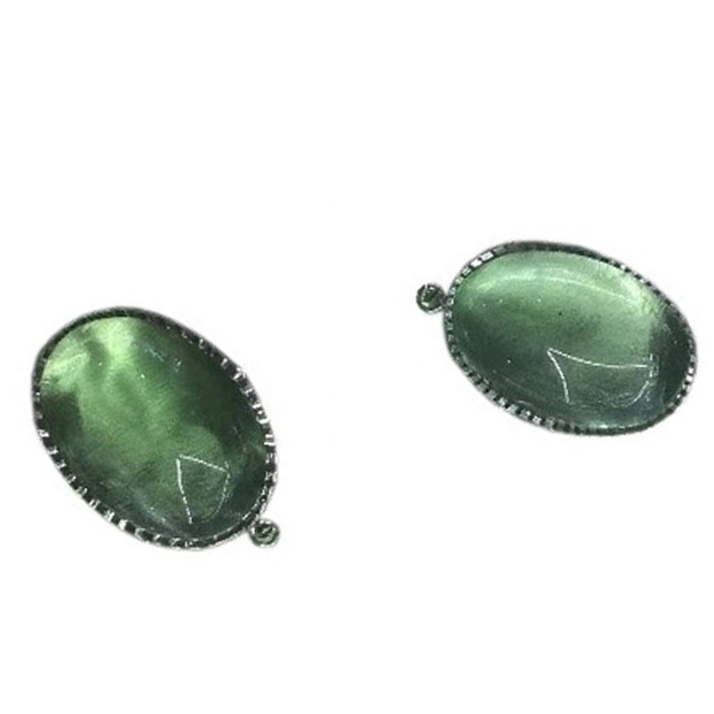 Multi Fluorite semi precious loose gemstone for jewelry