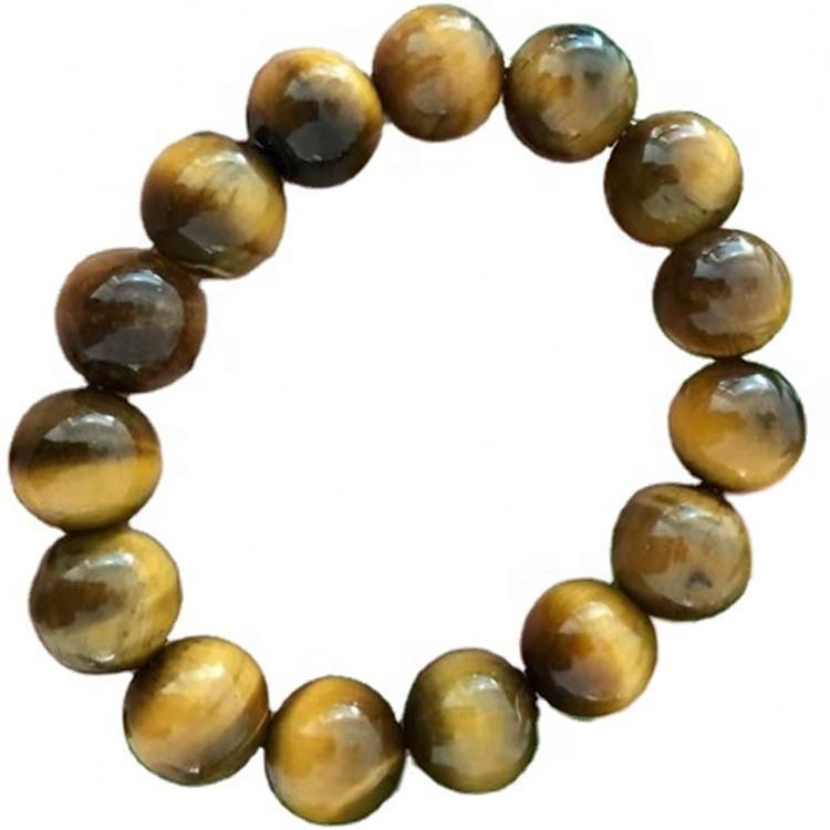 Tiger Eye Pearl Bracelet 8 mm  Mother\'s Day gift  Women\'s bracelet men\'s  Gift for him  Gift for her