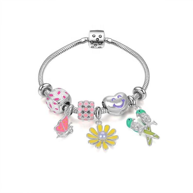 New design Fashion  925 silver bracelet