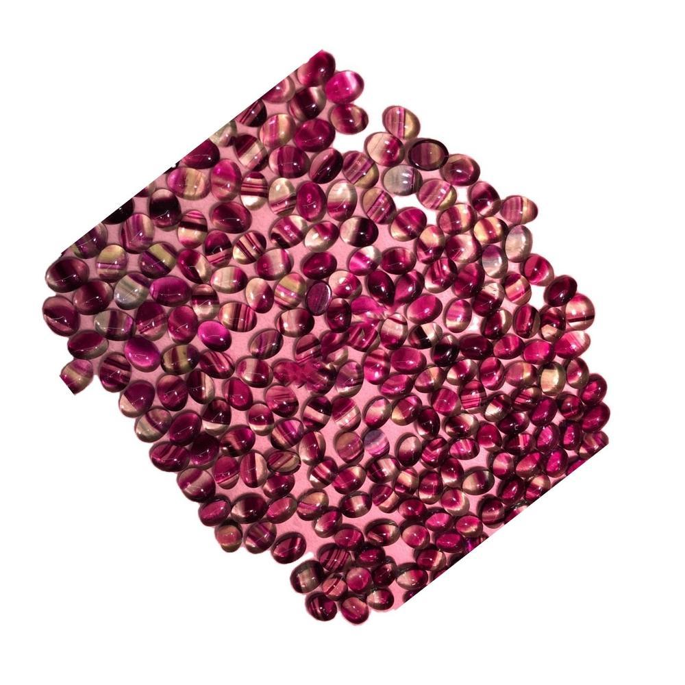 FLUORITE Cabochon Oval Gemstones Polished Gem Large Cabochon