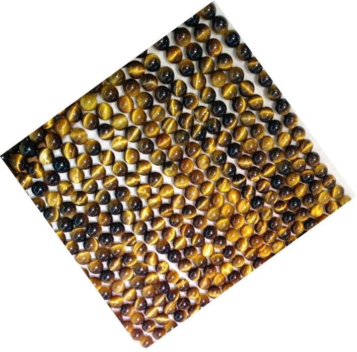 Wholesale Tiger Eye Stone Tumblestones Gemstones round beads