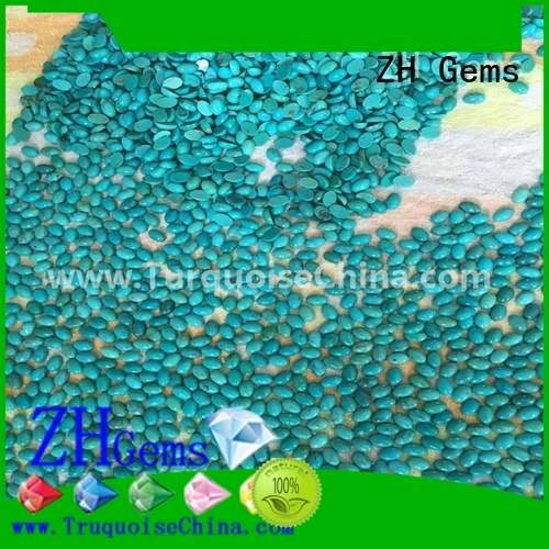 ZH Gems oval cabochon supply for jewelry making