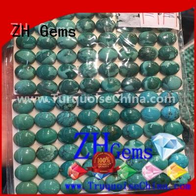 ZH Gems best oval cabochon supplier for jewelry making