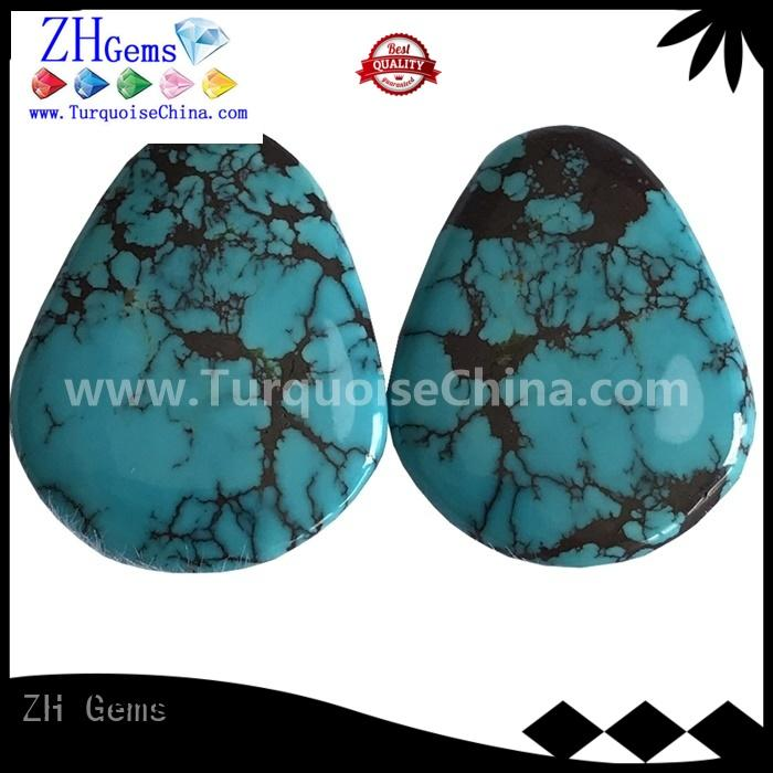 ZH Gems good quality pear shaped gemstones reliable supplier for jewelry