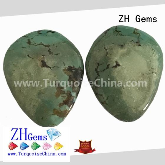 ZH Gems beautiful cabochon stones wholesale supplier for necklace