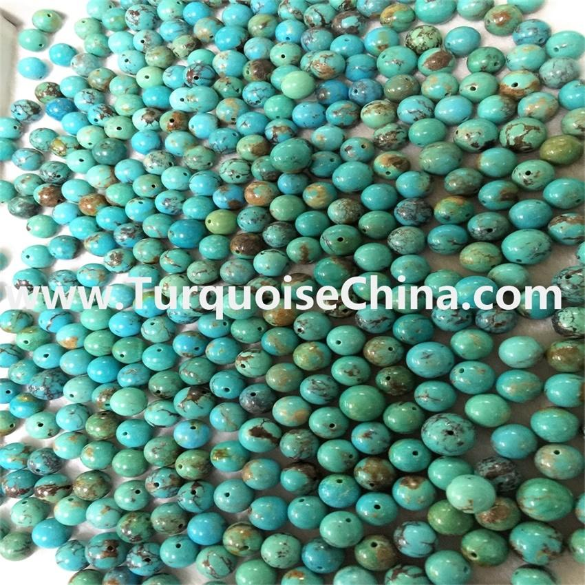 top rated natural turquoise stones for sale supplier for jewelry