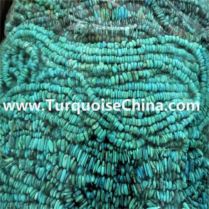 Genuine Turquoise Nugget Beads gemstone make wholesale