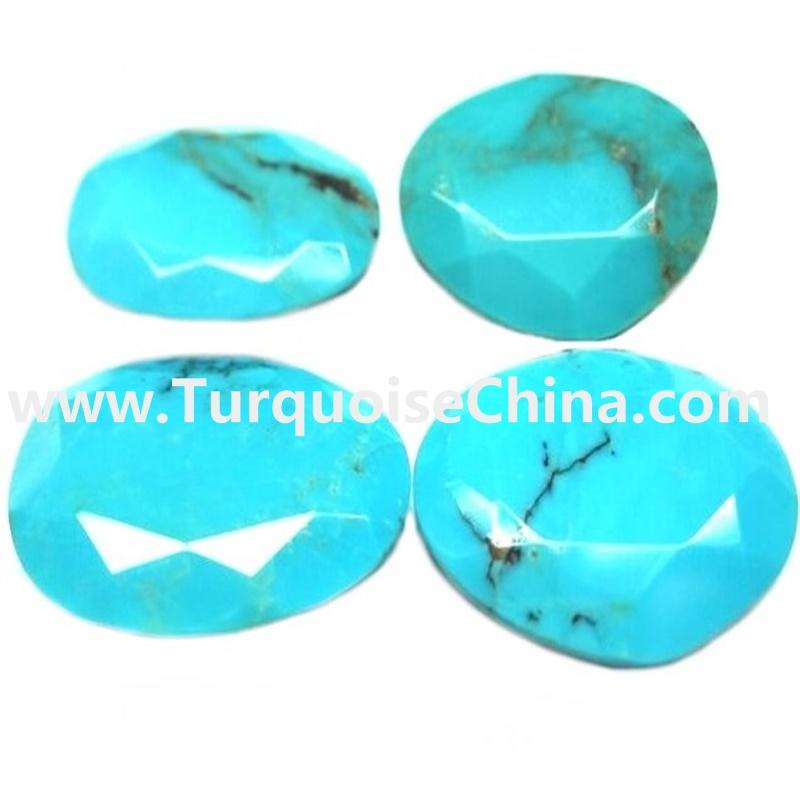 Arizona Naturally Turquoise Faceted Special Wonderful Cutting Beads