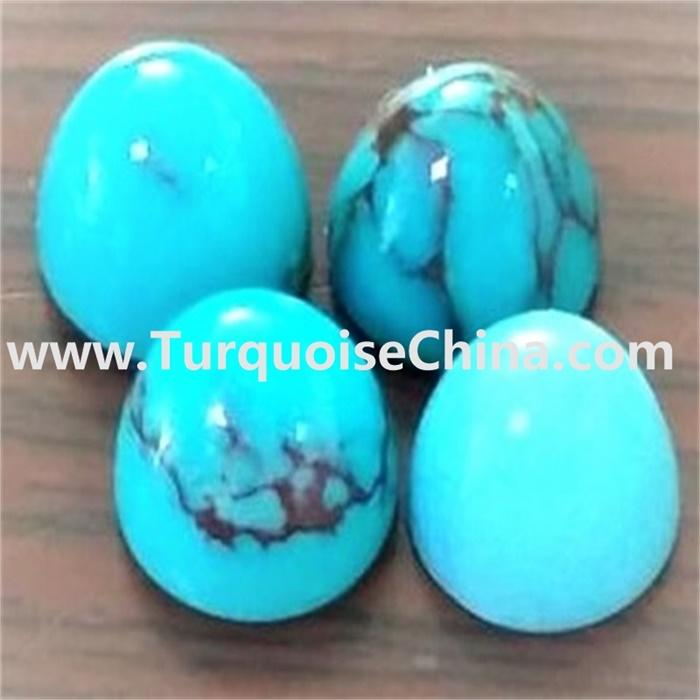 Natural Beads Bullet for turquoise Cuff Bracelet making jewelry